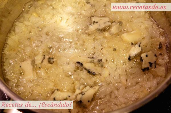 Receta de salsa roquefort sin nata