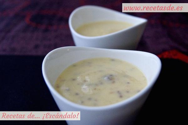 Salsa de mostaza y miel para carnes, ensaladas