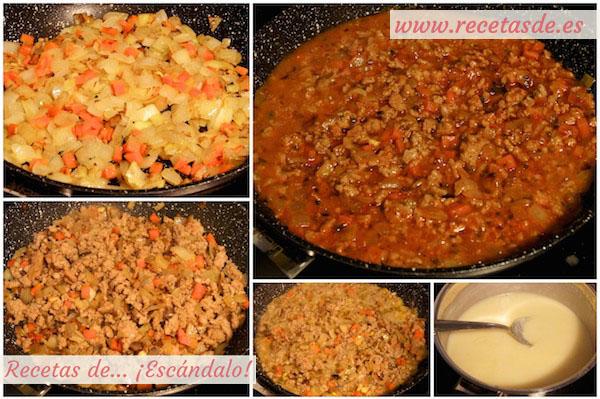 Cómo hacer macarrones al horno gratinados