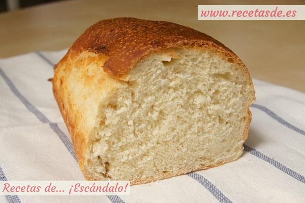 Cómo hacer pan de molde en casa
