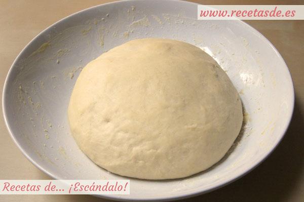 Masa para pan de molde casero
