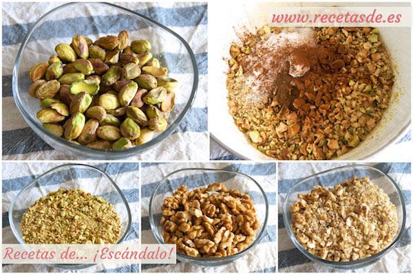 Cómo preparar baklava
