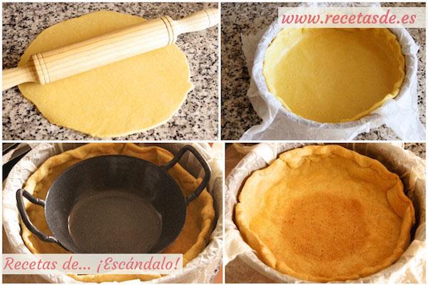 Cómo preparar masa quebrada o pasta brisa, dulce o salada