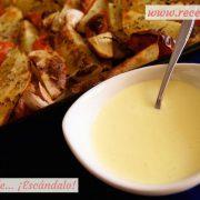 Lactonesa, la mayonesa o alioli sin huevo
