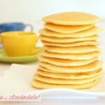 Cómo hacer tortitas americanas caseras o pancakes, la mejor receta
