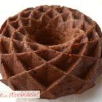 Bizcocho casero: Bundt Cake de plátano, chocolate y canela