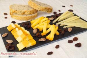 Seleccion de quesos Queso Adictos