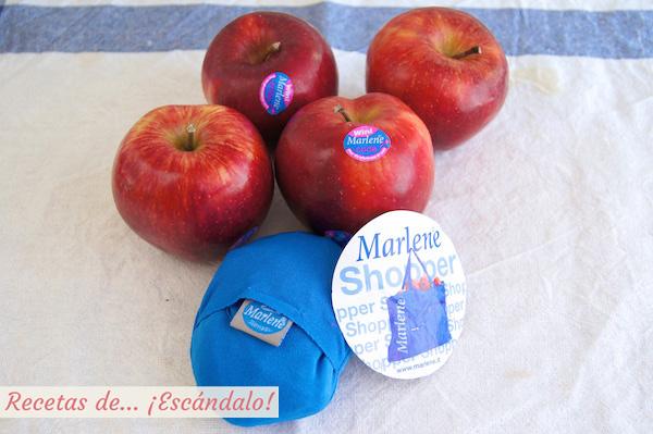 Manzanas Marlene Red Delicious