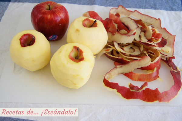 Manzanas Red Delicious de Marlene