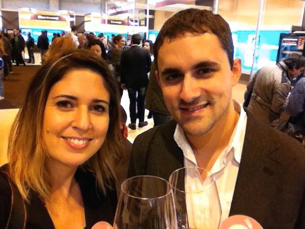 Tunel del vino en Salón de Gourmets