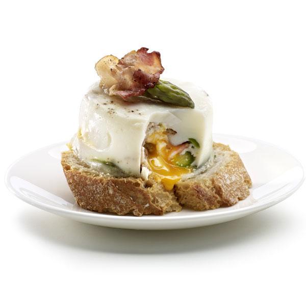 Ovo cil ndrico para cocinar huevos al microondas o ba o mar a l ku recetas de esc ndalo - Cocinar al microondas ...
