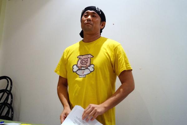 Keigo Onoda de Ramen Kagura