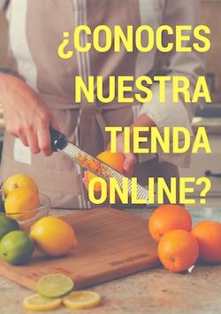 banner tienda online menaje de cocina