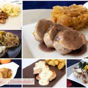 Solomillo de cerdo, las mejores recetas