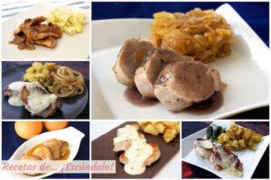 Las mejores recetas de solomillo de cerdo