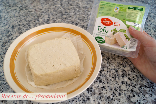 Tofu firme japones