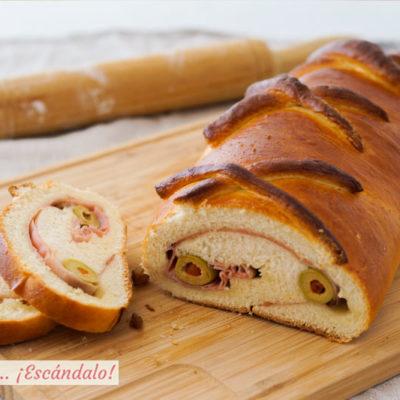 Pan de jamon. Receta venezolana tradicional paso a paso
