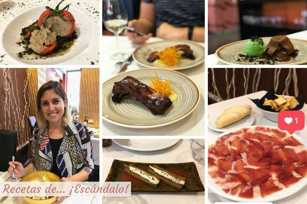 Restaurante Almocaden de Tomas Rueda