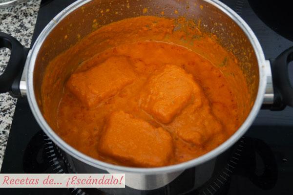 Bacalao a la vizcaina receta tradicional y original