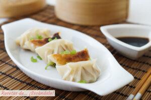 Gyozas o empanadillas japonesas, un dumpling delicioso