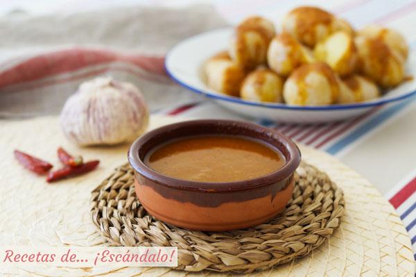 Receta de mojo picon rojo canario, una salsa deliciosa