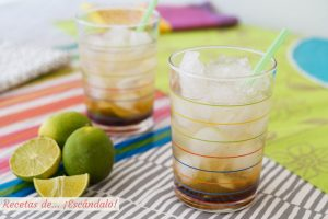 Caipirinha o Caipirina, la receta del coctel brasileno