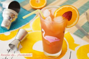Coctel sex on the beach, aprende a prepararlo en casa