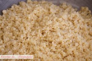 Como cocinar quinoa perfectamente y recetas para utilizarla