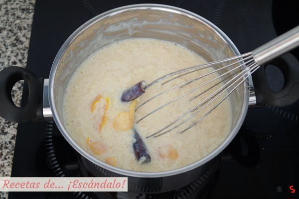 Como hacer arroz con leche tradicional