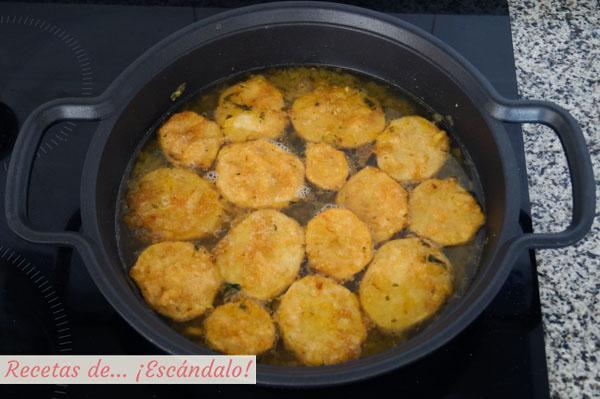 Como hacer patatas a la importancia