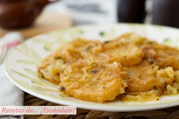 Receta tradicional y deliciosa de patatas a la importancia