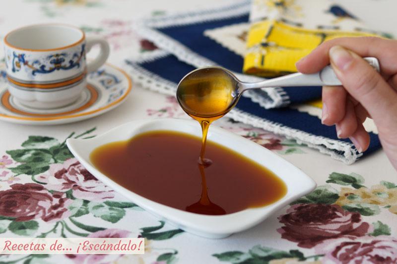 Cómo hacer caramelo líquido, muy fácil y sin que se endurezca
