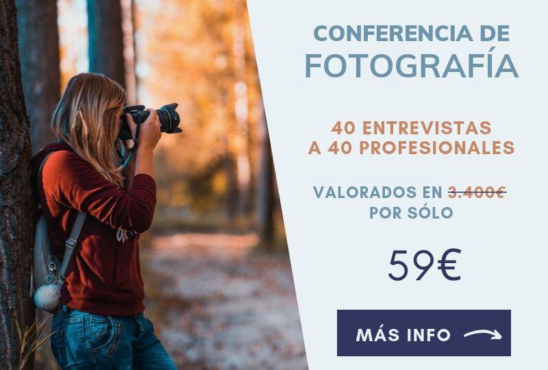 conferencia entrevistas fotografia