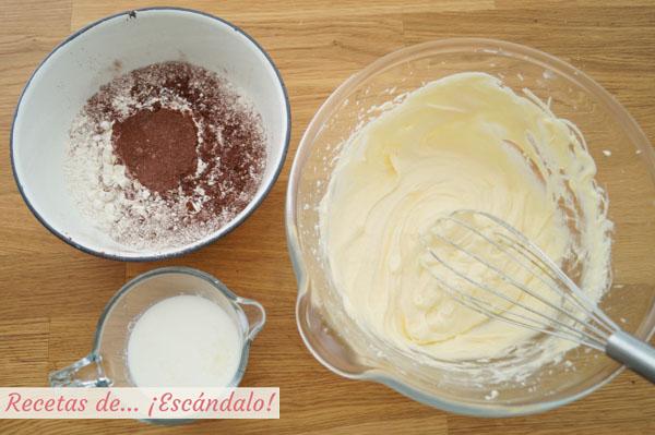Ingredientes tarta Red Velvet