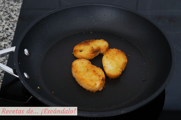 Pan frito