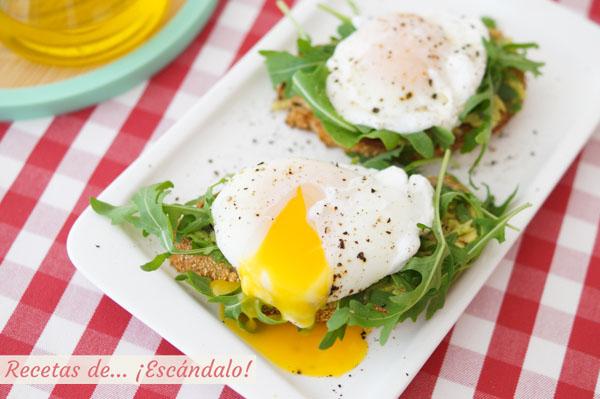 Como hacer huevo escalfado o huevo poche perfecto. Conoce los trucos
