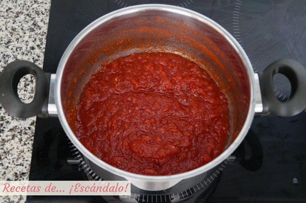 Receta de mermelada de tomate casera