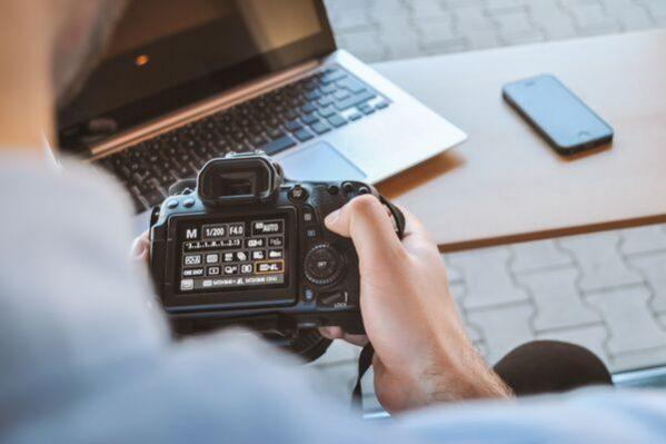 Conferencia de Fotografía