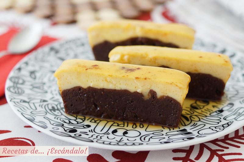 Chocoflan o pastel imposible, una receta sorprendente y deliciosa