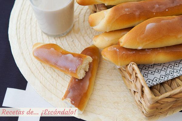 Como hacer fartons caseros valencianos y horchata casera, muy facil