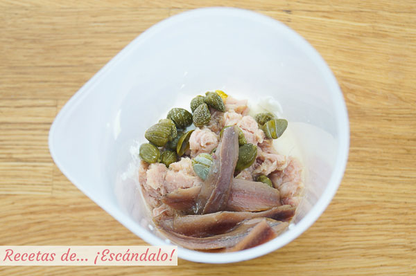 Ingredientes salsa vitello tonnato vitel tone