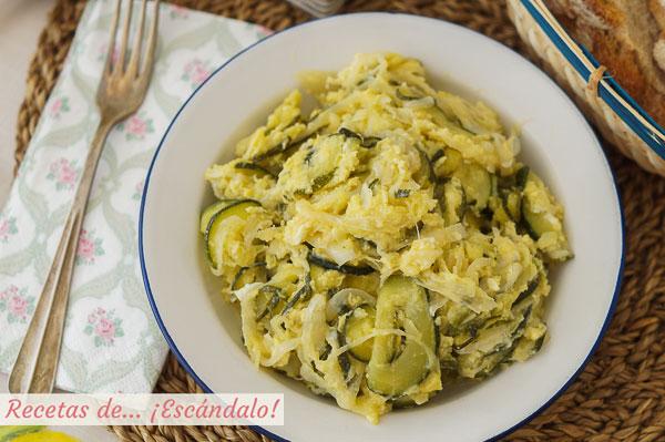 とても簡単で美味しい伝統的な庭のレシピ、メルシャン・ザランゴロの作り方。