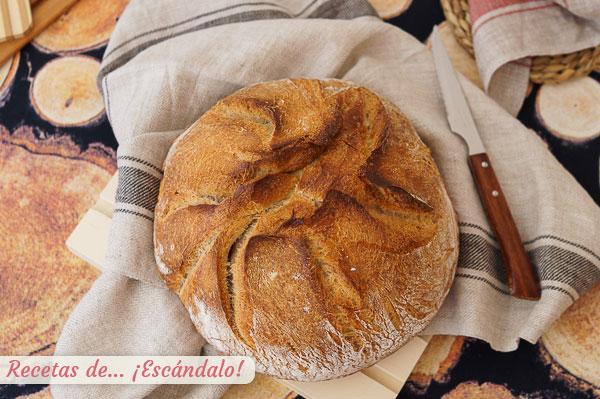 Como hacer pan casero con Thermomix, sencillo y buenisimo