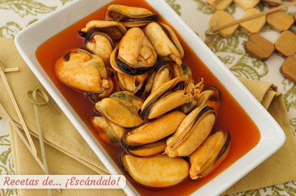 自家製アチャリ貝の作り方。 とっても簡単で美味しい前菜レシピ