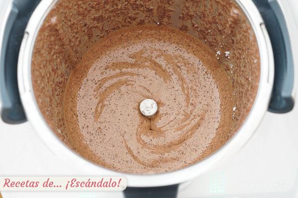 Masa brownie thermomix