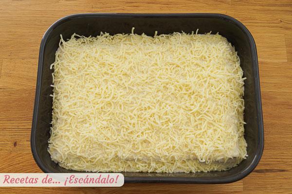 Tarkuotas sūris termomikso lasanai